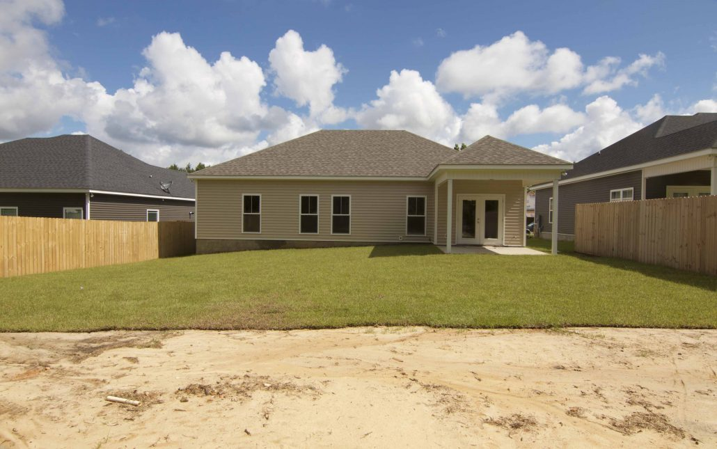 Sold Orchard Park Moultrie Plan The Cottages